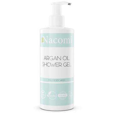 Nacomi Argan Oil Shower Gel – żel pod prysznic z olejem arganowym (250 ml)