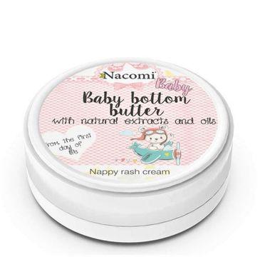 Nacomi Baby Bottom Butter – krem przeciwko odparzeniom (100 ml)
