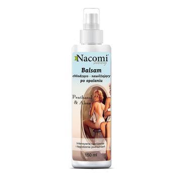 Nacomi – balsam chłodząco-nawilżający po opalaniu (150 ml)