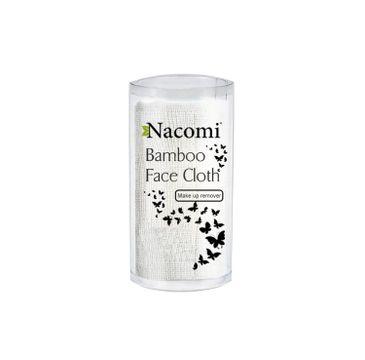 Nacomi – bambusowa ściereczka do demakijażu (1 szt.)