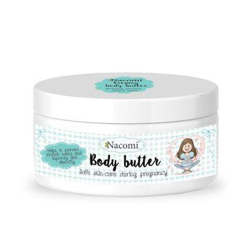 Nacomi – masło do ciała dla kobiet w ciąży (100 ml)