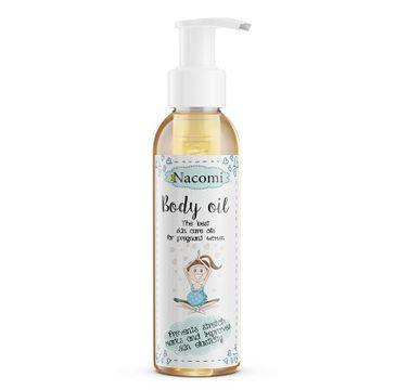 Nacomi Body Oil – olejek do ciała dla kobiet w ciąży (130 ml)