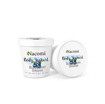 Nacomi Body Yoghurt – jogurt do ciała Borówka (180 ml)