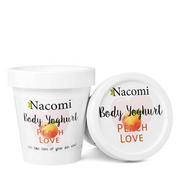 Nacomi Body Yoghurt – jogurt do ciała Peach Love (180 ml)