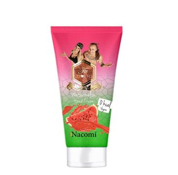 Nacomi Fit Lovers Hand Cream – krem do rąk Arbuz (30 ml)