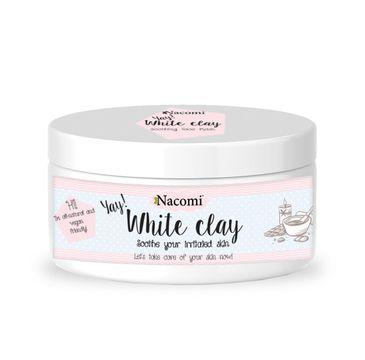 Nacomi White Clay – biała glinka (50 g)