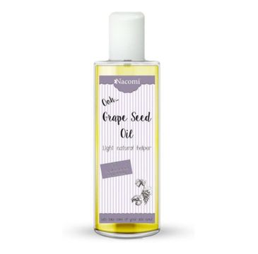 Nacomi – olej z pestek winogron (250 ml)