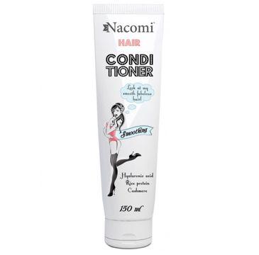 Nacomi Hair Conditioner 鈥� wyg艂adzaj膮ca od偶ywka do w艂os贸w (150 ml)