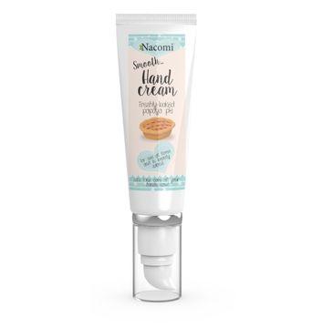 Nacomi Hand Cream – krem do rąk wygładzający (85 ml)