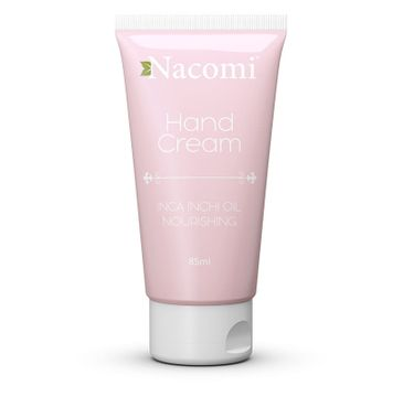Nacomi Hand Cream – krem do rąk odżywczy (85 ml)