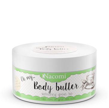 Nacomi Body Butter – masło do ciała Odświeżająca Herbata (100 ml)