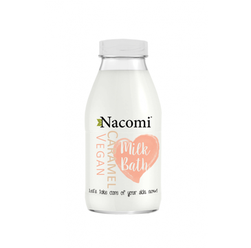 Nacomi Milk Bath – mleko do kąpieli Caramel (300 ml)