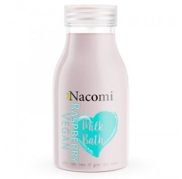 Nacomi Milk Bath – mleko do kąpieli Malina (300 ml)