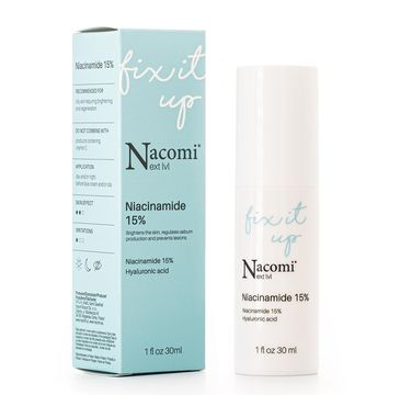 Nacomi – Next Lvl Serum Niacynamide 15% (30 ml)