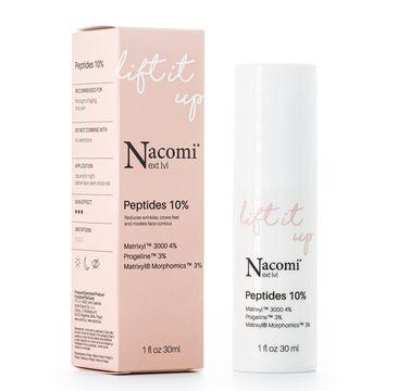 Nacomi – Next Lvl Liftingujące Serum Peptydowe 10% Lift it Up (30 ml)
