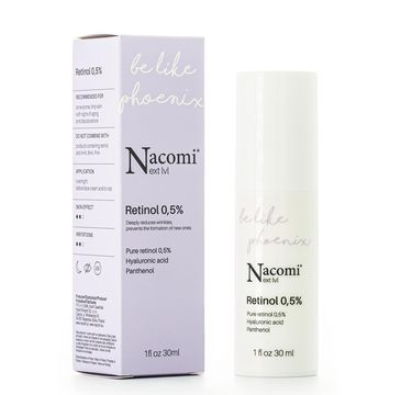 Nacomi – Next Lvl Serum z Retinolem 0,5% (30 ml)