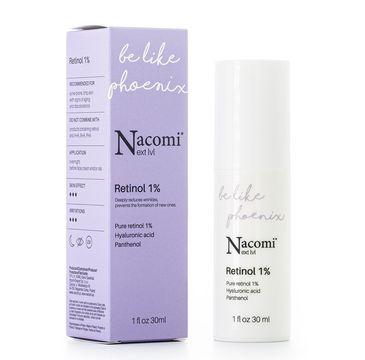 Nacomi Next Level – serum z retinolem 1% (30 ml)