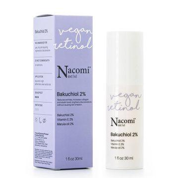 Nacomi Next Level – serum do twarzy bakuchiol 2% (30 ml)