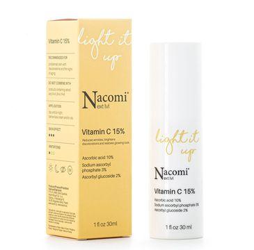 Nacomi – Next Level Witamina C 15% serum (30 ml)