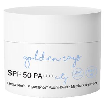 Nacomi Next Level krem do twarzy SPF50 city formula (50 ml)