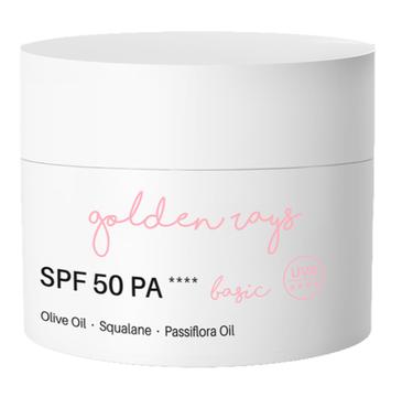 Nacomi Next Level SPF 50 UV Basic Nawilżający krem do twarzy (50 ml)