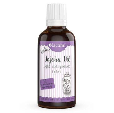 Nacomi – olej jojoba naturalny (50 ml)