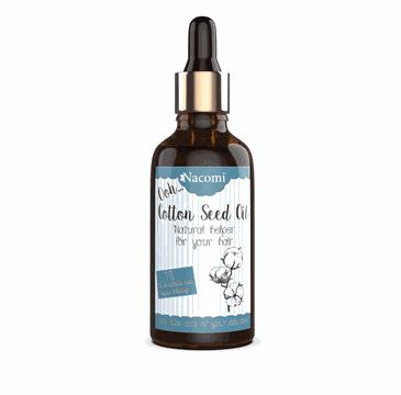 Nacomi – olej z nasion bawełny z pipetą (50 ml)