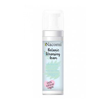 Nacomi Botanic Cleansing Foam – pianka botaniczna do mycia twarzy (150 ml)