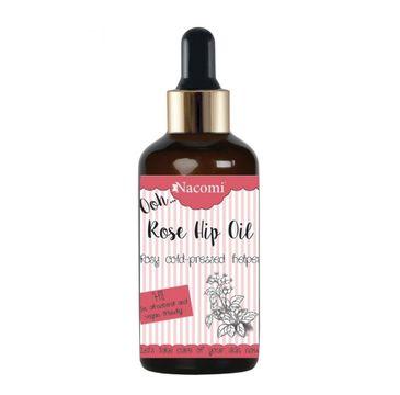 Nacomi – olej z dzikiej róży z pipetą (50 ml)