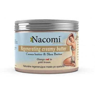 Nacomi Sunny masło regenerujące po opalaniu (150 ml)