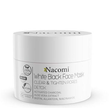 Nacomi – maska detoksykująca z węglem aktywnym (50 ml)
