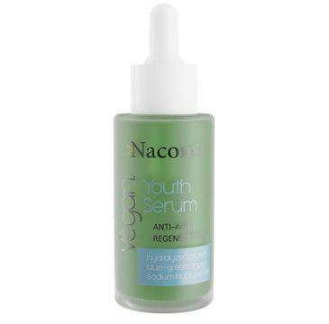 Nacomi Vegan Youth Serum – serum przeciwzmarszczkowo-regenerujące (40 ml)