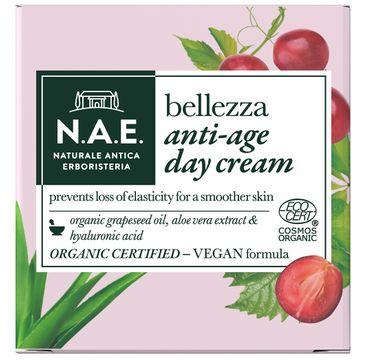 N.A.E Belezza Anti-Age Day Cream krem do twarzy przeciw oznakom starzenia na dzień (50 ml)