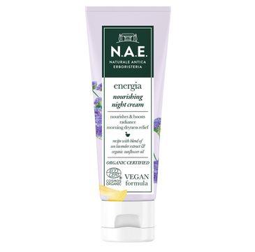 N.A.E Energia Nourishing Night Cream odżywczy krem do twarzy na noc (50 ml)