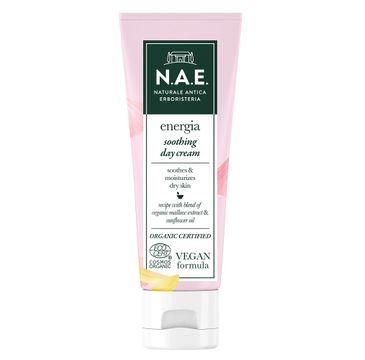 N.A.E Energia Soothing Day Cream łagodzący krem do twarzy na dzień (50 ml)