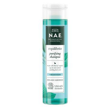 N.A.E Equilibrio Purifying Shampoo oczyszczający szampon do włosów przetłuszczających się (250 ml)