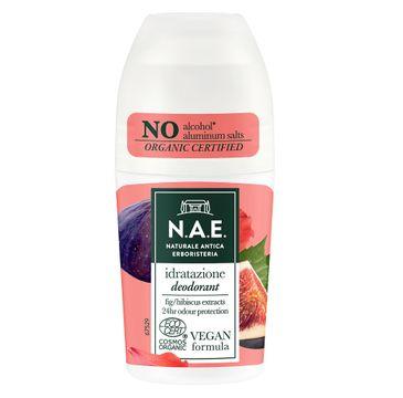 N.A.E Idratazione Deodorant dezodorant w kulce z ekstraktem z figi i hibiskusa (50 ml)