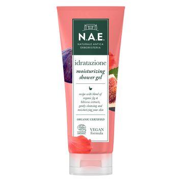 N.A.E Idratazione Moisturizing Shower Gel nawilżający żel pod prysznic z ekstraktem z figi i hibiskusa (200 ml)