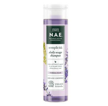 N.A.E. Semplicita Daily Usage Shampoo – szampon do włosów do codziennego stosowania (250 ml)