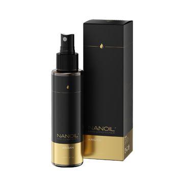 Nanoil Argan Hair Conditioner odżywka do włosów z olejkiem arganowym (125 ml)