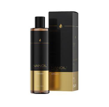 Nanoil Argan Micellar Shampoo –  micelarny szampon z olejkiem arganowym (300 ml)