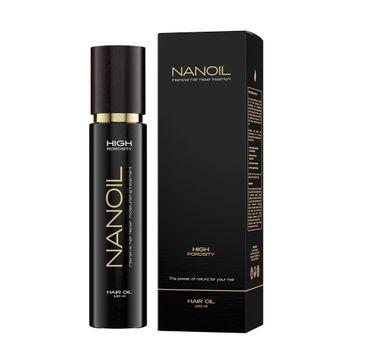 Nanoil Hair Oil High Porosity olejek do włosów wysokoporowatych (100 ml)