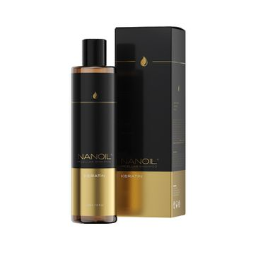 Nanoil Keratin Micellar Shampoo szampon micelarny z keratyną (300 ml)