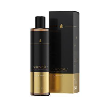 Nanoil Liquid Silk Micellar Shampoo szampon do włosów z jedwabiem (300 ml)