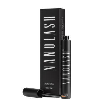 Nanolash – Eyelash Serum odżywka przyspieszająca wzrost rzęs 3ml