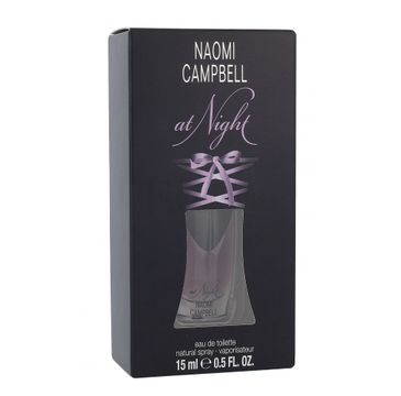 Naomi Campbell At Night woda toaletowa damska 15 ml