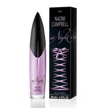 Naomi Campbell At Night woda toaletowa spray 50ml