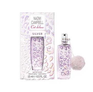 Naomi Campbell – Cat Deluxe Silver woda toaletowa (15 ml)