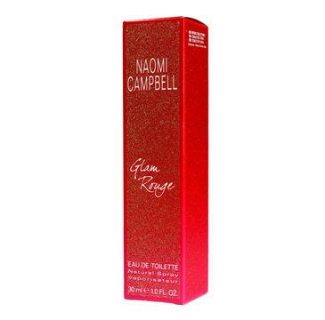 Naomi Campbell Glam Rouge woda toaletowa 30 ml