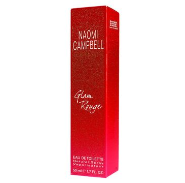 Naomi Campbell Glam Rouge woda toaletowa 50 ml